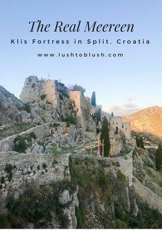 Klis Fortress in Split, Croatia: The Real Game of Thrones - Meereen