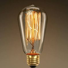 edison bulbs - Google Search