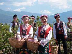 ユーラシア旅行社で行くブルガリアのプライペート・バラ祭り