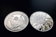 Nová zbierka strieborných medailí pripomenie 12 apoštolov Petra, Nova, Personalized Items