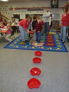 valentine's day game ideas for kindergarten