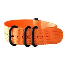 "22mm 5 Ring 12""(300mm) Military Army Diver Nylon Watch Strap Band #Orange - PVD Black yeppoonus http://www.amazon.com/dp/B00RD3S14O/ref=cm_sw_r_pi_dp_Ui0Yub0XY20AT"