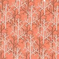 Twigs - Coral
