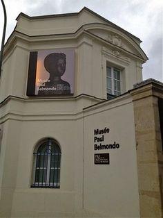 2010, ouverture à Boulogne-Billancourt du musée Paul Belmondo