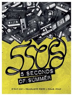 Milan's ROWYSO limited edition poster