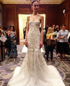 Amazing #marchesa wedding dress