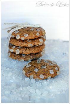 Dulce de Leche: Vianočné pečenie  Melasové cookies