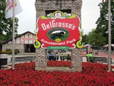 DelGrosso's Amusement Park- used to be called Bland Park back in the day...my first summer job when I was 14!!