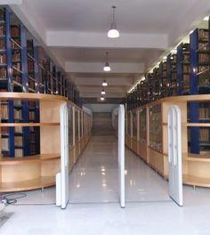 UASLP resguarda el archivo histórico y bibliográfico de la entidad San Luis Potosi.