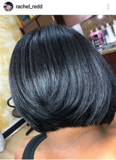 Bob Hairstyles – The Great Look Through The Years Best Bob Haircuts, Short Bob Hairstyles, Cool Hairstyles, Black Hairstyles, Weave Hairstyles, Reverse Bob, Medium Hair Styles, Natural Hair Styles, Short Hair Styles