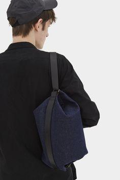 Transfer Bag Denim