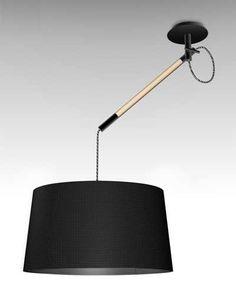 lámpara de techo Nórdica regulable en altura  Enrique Iluminacion
