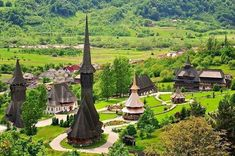 Barsana Monastery I would love to see more of Transylvania, Romania The Beautiful Country, Beautiful World, Beautiful Places To Visit, Wonderful Places, Places To Travel, Places To See, Visit Romania, Travel Tours, Bucharest