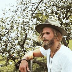 Ben Dahlhaus for Lack of Color Hats photo by Esra Sam photography