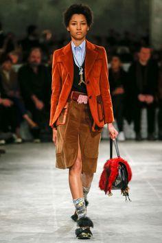 Prada - Fall 2017 Menswear-Lineisy Montero
