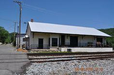 Scottsboro Train Depot Scottsboro, AL