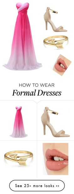 """""""Pretty in pink and gold"""" by elitchfield-1 on Polyvore featuring Bling Jewelry and Charlotte Tilbury"""