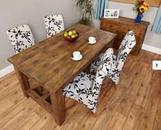Browse our wide range of Oak Dining Room Furniture sets, solid oak dining chairs and many more online that are available for sale at affordable prices. we offer any combination to your room of choice. Delivery is free!
