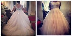 Plus Size Wedding Dresses That Will Bring A Tear To Your Eye: Allure Wedding Dress