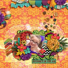 PJ at her Fall Dance Recital last year     Kit: Fade to Fall by Clever Monkey Graphics     template: Betamax no. 4 by Zoliofrope