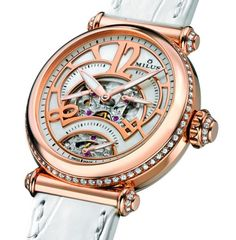 womens Skeleton Watch | watches: Milus Merea Women's Skeleton Watch