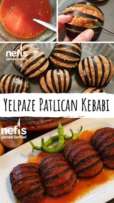 Yelpaze Patlıcan Kebabı – Nefis Yemek Tarifleri – – Keto tarifleri – The Most Practical and Easy Recipes Yummy Recipes, Kebab Recipes, Steak Recipes, Dinner Recipes, Yummy Food, Veggie Dinner, Keto Dinner, New York Cheesecake Rezept, Turkish Recipes
