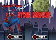 Spiderman Stone Breaker