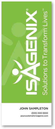 Isagenix business card design 4 isagenix business cards uk isagenix 1g 4361012 reheart Gallery
