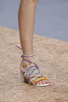 410dcbb44c Chloé Spring 2016 Ready-to-Wear Collection - Vogue Gladiator Sandals