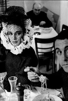 Photo: Frank Horvat, 1962.