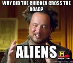 Ancient Aliens Season 4 tonight!