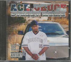 Street Muzic [PA] by Ace Deuce (CD, Jul-2003, AD Money Treez Productions) #Rap