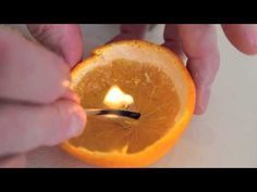How To Make a Clementine Candle | Apartment Therapy