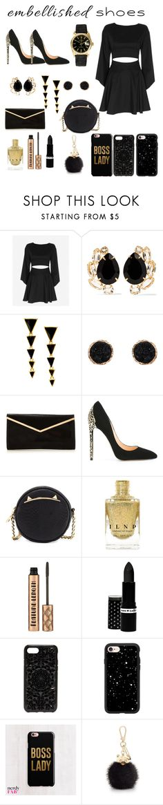 """""""Untitled #77"""" by akua453 ❤ liked on Polyvore featuring Exclusive for Intermix, Bounkit, Humble Chic, Cerasella Milano, Betsey Johnson, Hard Candy, Felony Case, Casetify, Samsung and Furla"""
