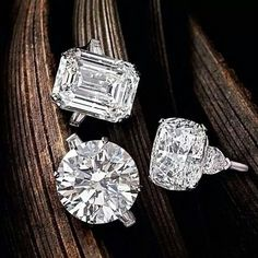 Engagement diamond rings- round brilliant square cushion princess emerald take your pick!