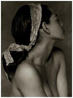 Nathalie, por Albert Watson