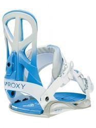 Roxy Team Snowboard Bindung Women 2017 white