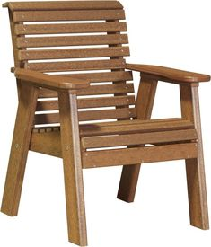 Creekvine Designs Cedar Highback Chair In 2019 Pallet