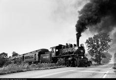 RailPictures.Net Photo: ARA 18 Arcade & Attica Railroad Steam 2-8-0 at Arcade, New York by Nick Ozorak