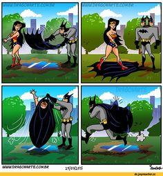DC Comics,DC Universe,фэндомы,Batman,Бэтмен, Брюс Уэйн,Wonder Woman,Чудо Женщина, Принцесса Диана из Темискиры,dragonarte,комикс,DC Other