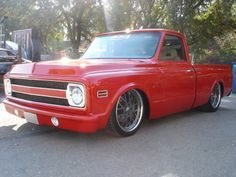 MarquezDesign 1970 truck