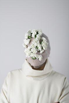 My interpretation of Maison Martin Margiela mask