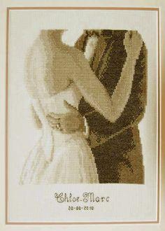 keepsake cross stitch | Cross Stitch Weddings