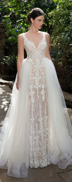 Naama & Anat Bridal 2017 Primavera Collection