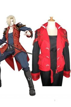 Castlevania Jonathan Morris Cosplay Outfits Costumes