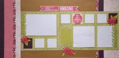 layout by Laura Ryan using CTMH Ivy Lane paper