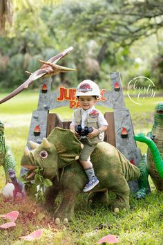We hope you go on many more adventures! Jurassic Park Costume, Festa Jurassic Park, Park Birthday, Birthday Party Themes, Boy Birthday, Happy Birthday, Jurrassic Park, Dinosaur Party Decorations, Dinosaur Halloween