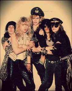 Guns n' Roses, no matter what, will always be on my play list such classic