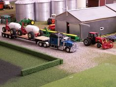 farm toys on Pinterest   Farm Toys, Case Ih and Dioramas