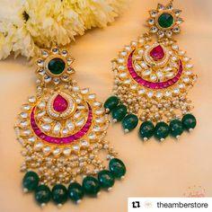 218cfc4af1 Belsis Marvelous Beaded Ethnic Chandbali Earrings. Buy Jewellery ...